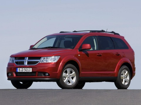 Technical specifications and characteristics for【Dodge Journey】