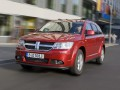 Technical specifications of the car and fuel economy of Dodge Journey