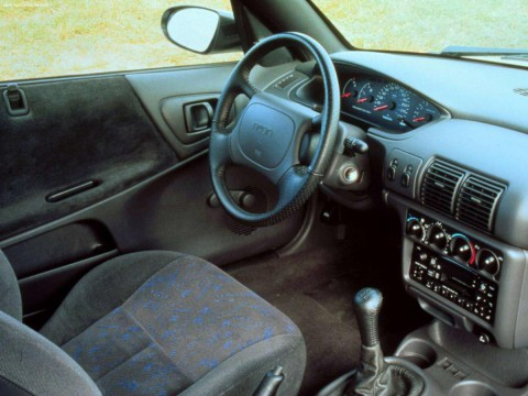 Technical specifications and characteristics for【Dodge Neon Coupe】
