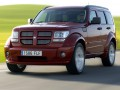 Technical specifications of the car and fuel economy of Dodge Nitro