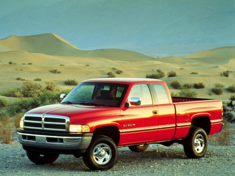 Technical specifications and characteristics for【Dodge Ram 1500 (BR/BE)】