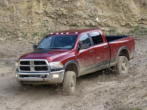 Technical specifications and characteristics for【Dodge Ram 1500 (DS/DJ)】