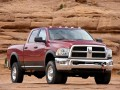 Technical specifications of the car and fuel economy of Dodge RAM