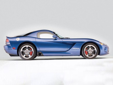 Technical specifications and characteristics for【Dodge Viper Coupe (GTS)】