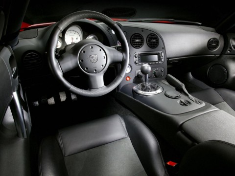 Technical specifications and characteristics for【Dodge Viper RT II】
