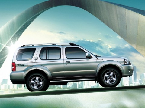 Technical specifications and characteristics for【DongFeng Oting】