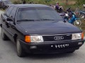 Technical specifications of the car and fuel economy of FAW Audi 100