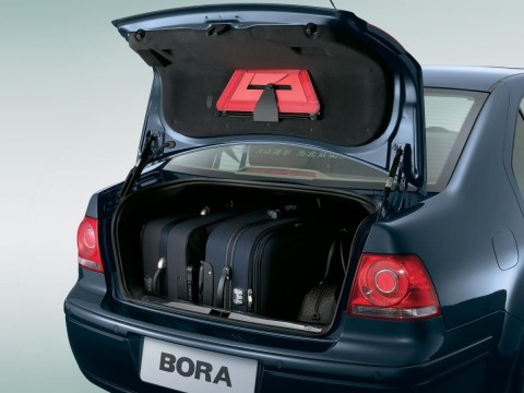 Technical specifications and characteristics for【FAW Bora】