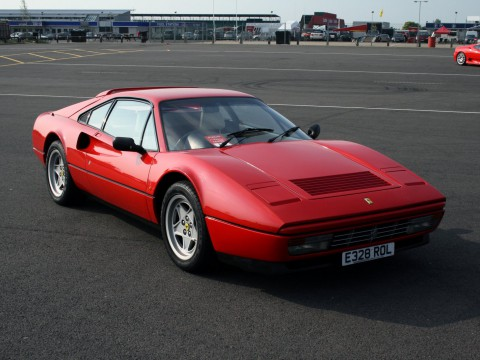Technical specifications and characteristics for【Ferrari 328 GTB】