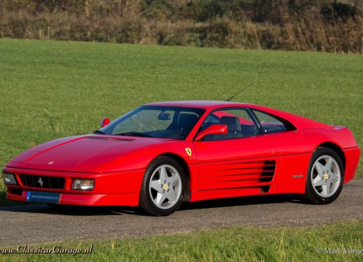 Ferrari 348 Tb Technische Daten Und Kraftstoffverbrauch Autodata24 Com