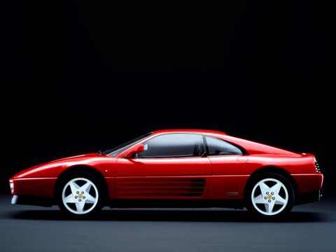 Technical specifications and characteristics for【Ferrari 348 TB】