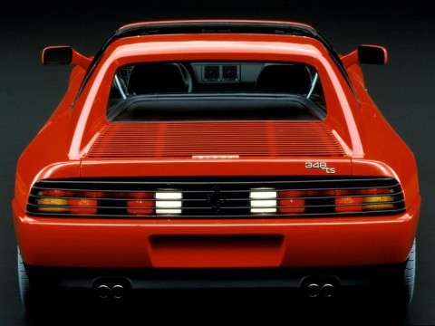 Technical specifications and characteristics for【Ferrari 348 TS】