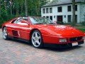 Technical specifications of the car and fuel economy of Ferrari 348