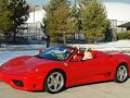 Technical specifications and characteristics for【Ferrari 360 Modena Spider】