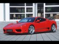 Technical specifications of the car and fuel economy of Ferrari 360
