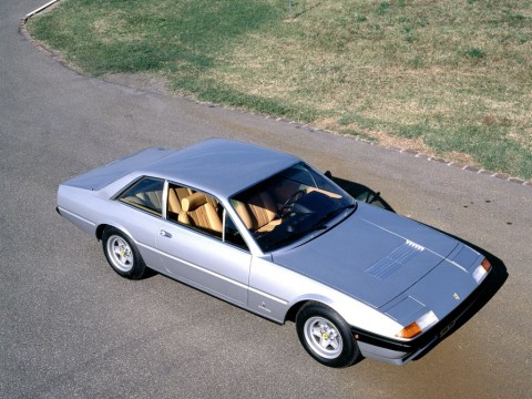 Technical specifications and characteristics for【Ferrari 400 I】
