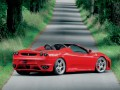 Technical specifications and characteristics for【Ferrari 430 Spider】