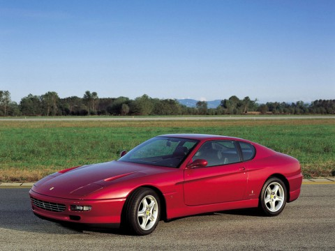 Technical specifications and characteristics for【Ferrari 456 GT】