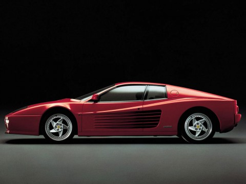 Technical specifications and characteristics for【Ferrari 512 M】