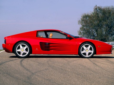 Technical specifications and characteristics for【Ferrari 512 TR】