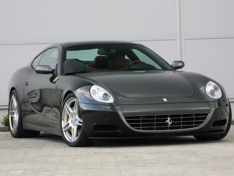 Technical specifications and characteristics for【Ferrari 612 Scaglietti】
