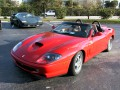 Technical specifications of the car and fuel economy of Ferrari Barchetta