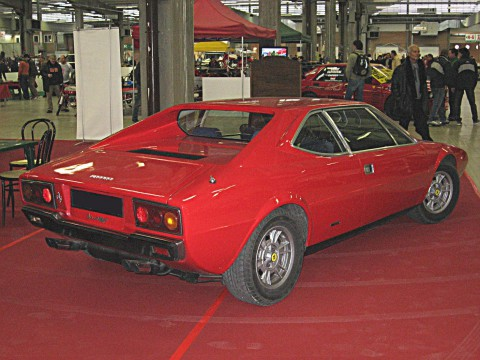 Technical specifications and characteristics for【Ferrari Dino GT4 (208/308)】