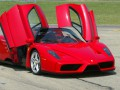 Technical specifications of the car and fuel economy of Ferrari Enzo