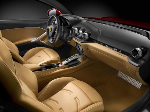 Technical specifications and characteristics for【Ferrari F12 Berlinetta】
