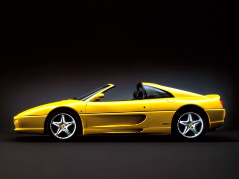 Technical specifications and characteristics for【Ferrari F355 GTS】