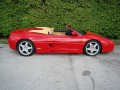 Technical specifications and characteristics for【Ferrari F355 Spider】