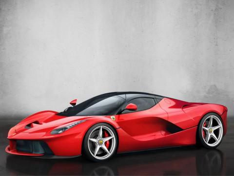 Technical specifications and characteristics for【Ferrari Ferrari LaFerrari】