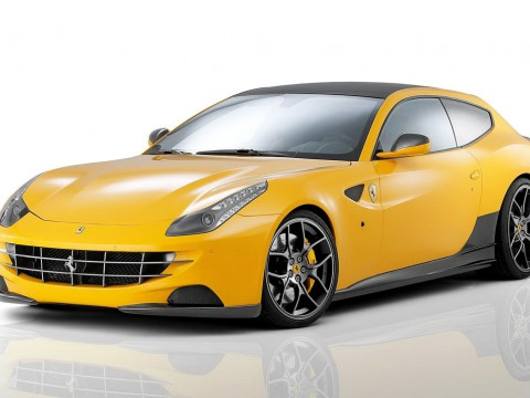 Technical specifications and characteristics for【Ferrari FF】