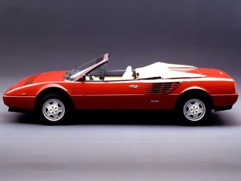 Technical specifications and characteristics for【Ferrari Mondial Cabrio】