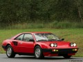Technical specifications of the car and fuel economy of Ferrari Mondial