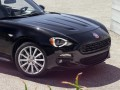 Technical specifications and characteristics for【Fiat 124 Roadster】
