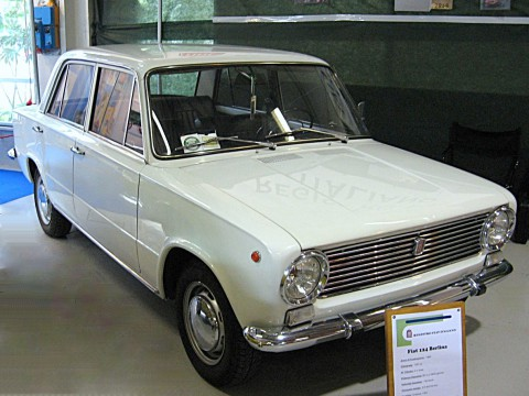 Technical specifications and characteristics for【Fiat 124】
