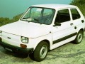 Technical specifications of the car and fuel economy of Fiat 126