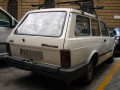 Technical specifications and characteristics for【Fiat 127 Panorama】