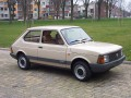 Technical specifications of the car and fuel economy of Fiat 127