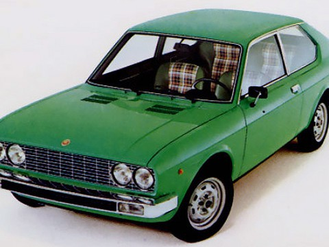 Technical specifications and characteristics for【Fiat 128 Coupe】