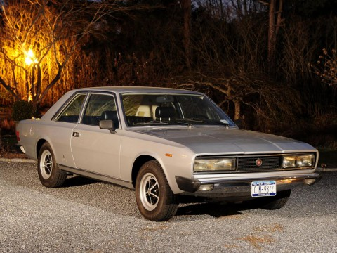 Technical specifications and characteristics for【Fiat 130 Coupe】