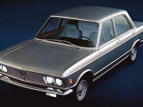 Technical specifications and characteristics for【Fiat 130】