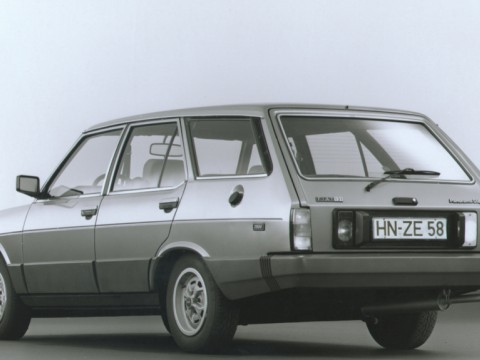 Technical specifications and characteristics for【Fiat 131 Familiare/panorama】