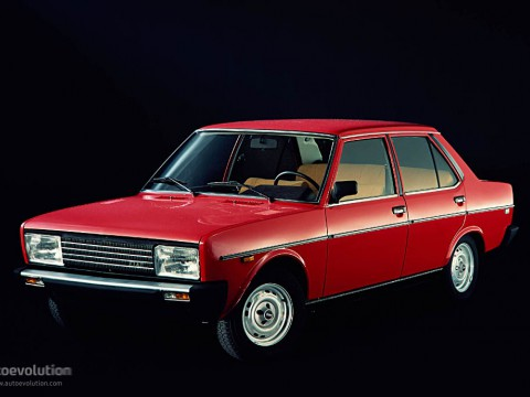 Technical specifications and characteristics for【Fiat 131】