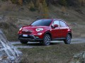 Technical specifications and characteristics for【Fiat 500X】