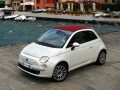 Technical specifications and characteristics for【Fiat New 500 C】