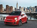 Specifiche tecniche dell'automobile e risparmio di carburante di Fiat 500