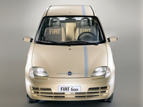 Technical specifications and characteristics for【Fiat 600】