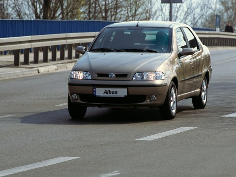 Technical specifications and characteristics for【Fiat Albea】